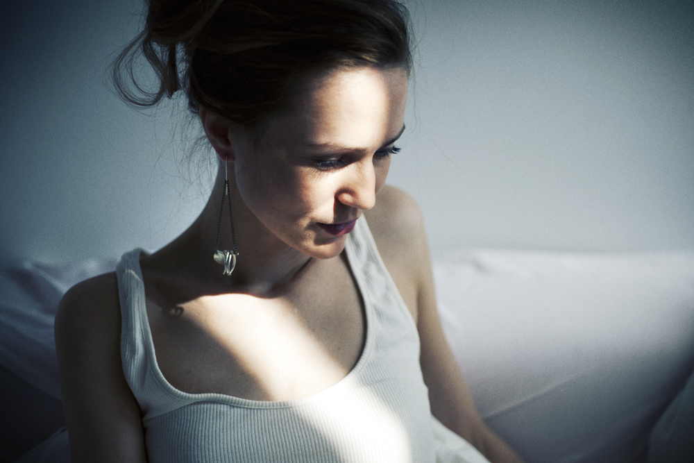 Jewelry designer: Anne Poon Model: Iana Kushchenko