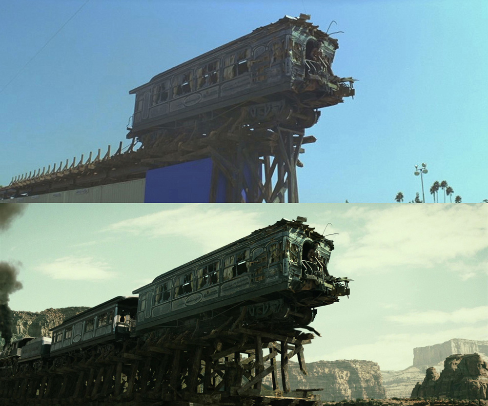 Train Sequence