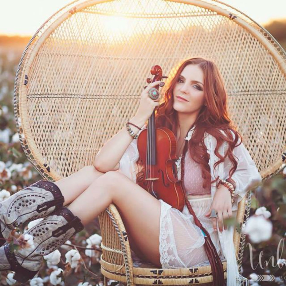 Andrea Whitt, Fiddle/Viola/Steel Guitar