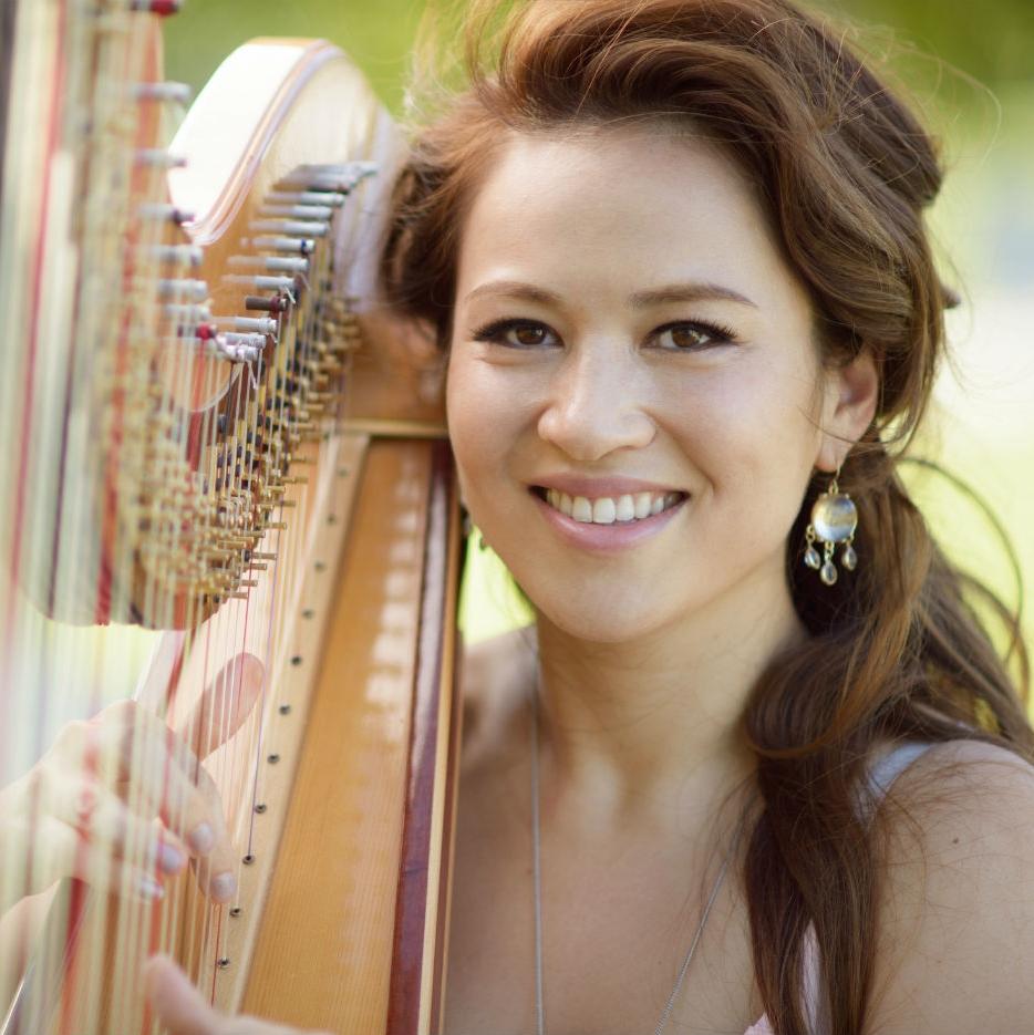 Jane Ferruzzo, Harp