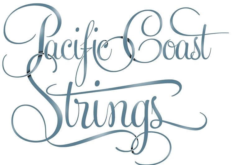 Los Angeles and Chicago String Quartets - Pacific Coast Strings