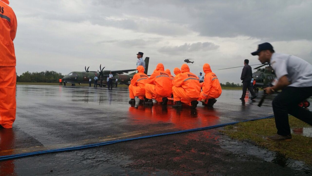 Four bodies were recovered today - three by USS Sampson, and one by Singapore's RSS Persistence. This means the total number of bodies retrieved is now 34