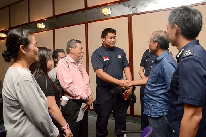 A Disaster Victim Identification (DVI) team comprising six officers from the Singapore Police Force (SPF) and two forensic experts from the Health Sciences Authority (HSA) departed earlier today for Surabaya to assist Indonesia in identifying victims of the recent AirAsia QZ8501 tragedy