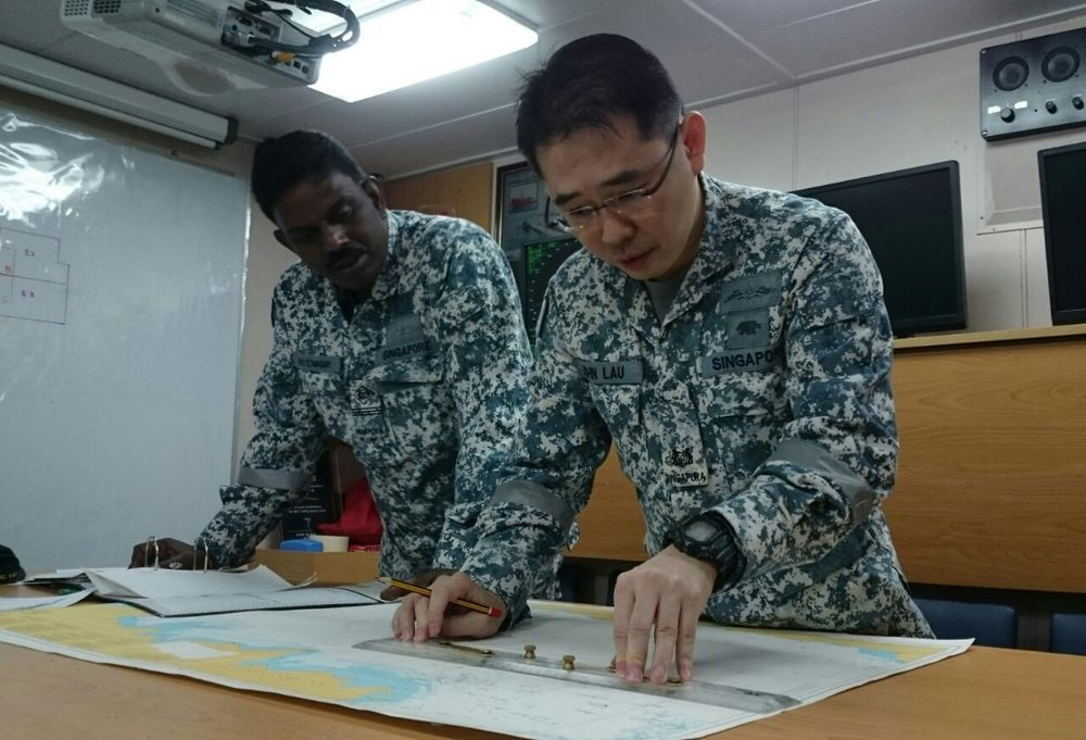 Singapore's MV Swift Rescue  has arrived  at the assigned search area and begun operations. Indonesian authorities say there is a high possibility that the flight's black box and main fuselage might be found there. The vessel will be using an underwater beacon detector - also known as a hydrophone - to attempt to pick up signals from the black box