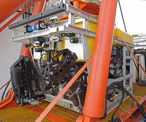 Singapore's MV Swift Rescue will deploy a Remotely Operated Vehicle when it reaches the QZ8501 search site tomorrow. The vehicle will search underwater for the aircraft's main fuselage and black box