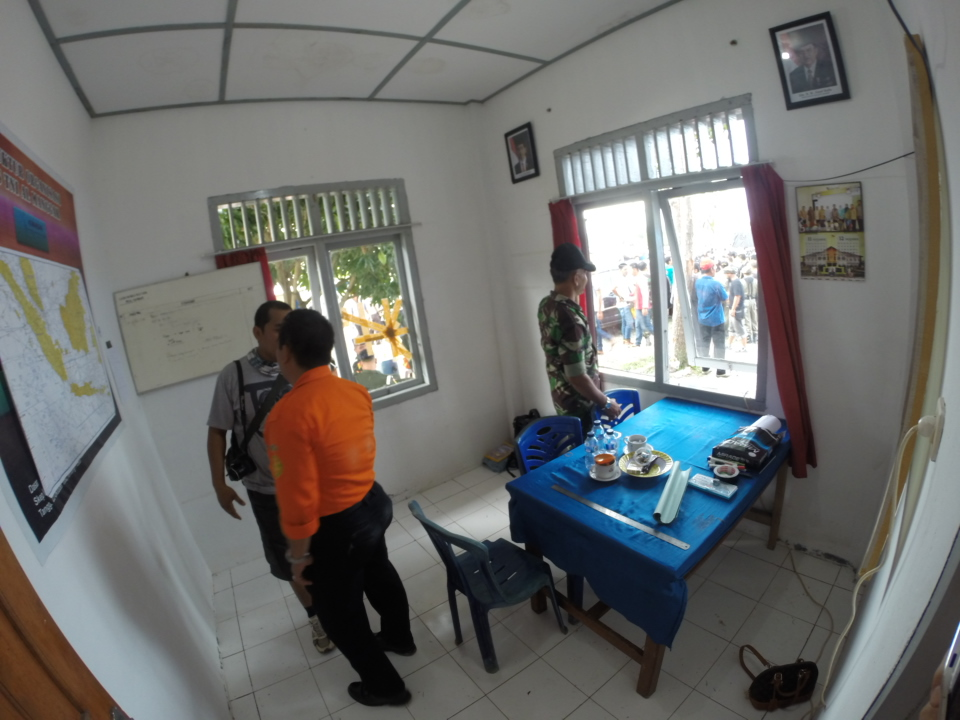 Officials at Manggar are winding down operations as the focus of search efforts shifts to Pangkalan Bun. Our digital producer Xabryna Kek reports that according to Mr Joni Superiedi, who leads search efforts on Bangka and Belitung islands, the river of Pangkalan Bun is too narrow for ships to enter. The remains of six victims found during the search will be brought to Tanjung Pandan for verification. Tanjung Pandan is seven hours away from Pangkalan Bun