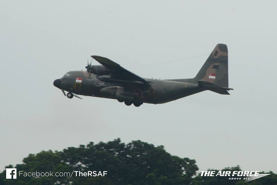 Indonesia has accepted Singapore's offer to assist in the search and locate efforts for flight QZ8501, the CAAS said in a statement. A C-130 Hercules plane has taken off from Paya Lebar Air Base and is on its way to assist in the search operation, the Republic of Singapore Air Force said in a Facebook post