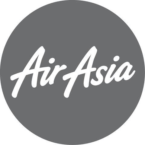AirAsia has changed their Facebook profile image to a grey logo. Search and locate operations are under way