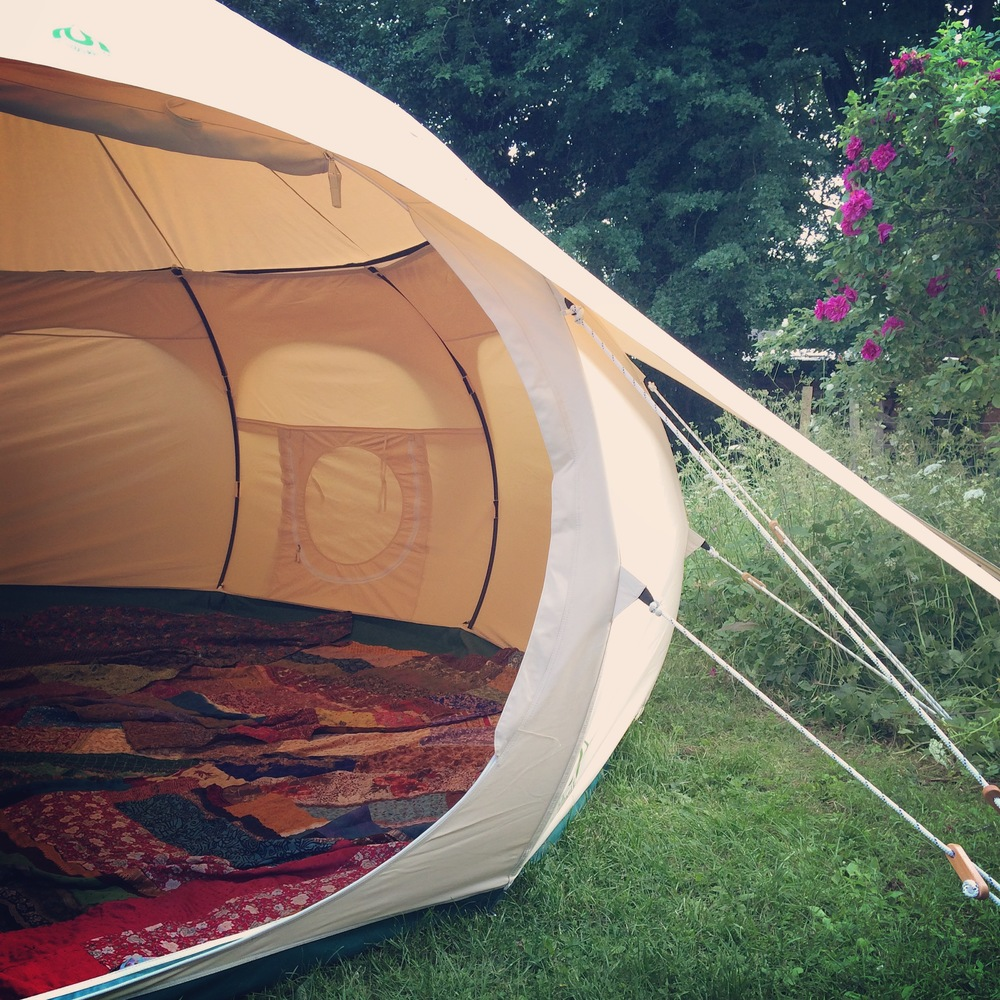 Festival Boutique camping tents