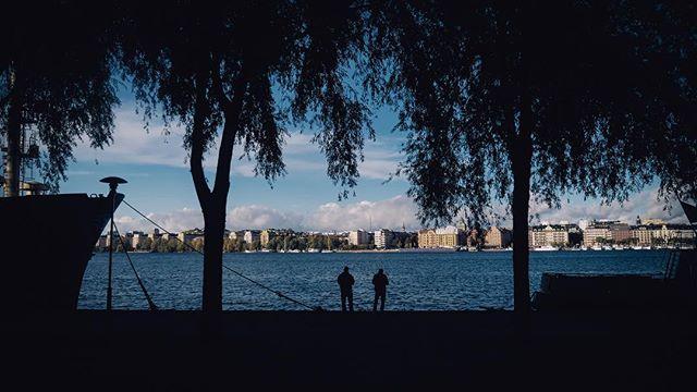 Lake Mälaren - right place right time #stockholm #Sweden #gh5