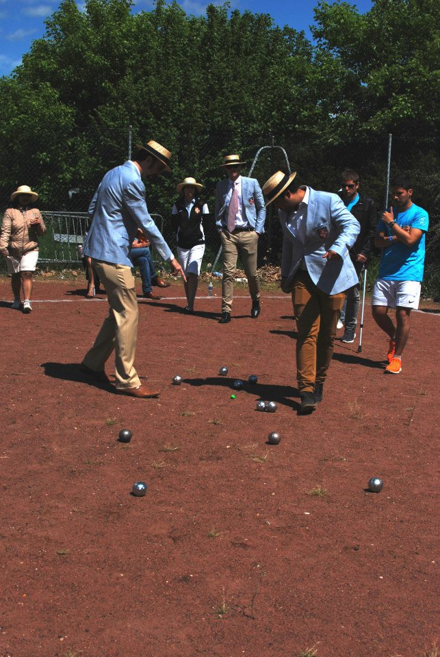 #18. MBAT petanque.  Love these classy gents and ladies!  #CambridgeMBA (via MBAOnly)