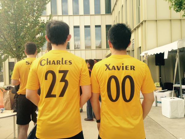 #37. 'Members of the XMen team have descended to MBAT land.'  #CambridgeMBA (via @charles_chou)