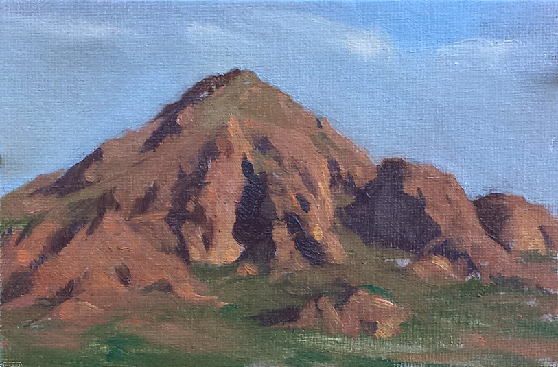 Camelback Mountain Study