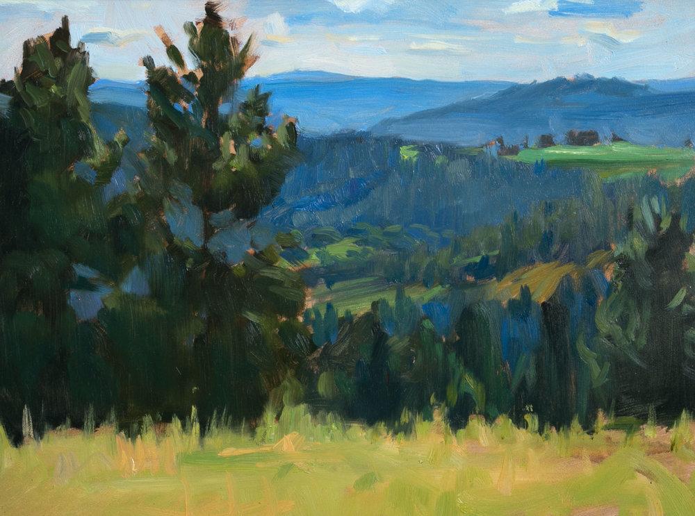 Spokane River Valley