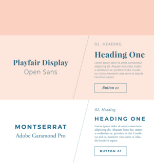 10 Best Font Pairs For Squarespace
