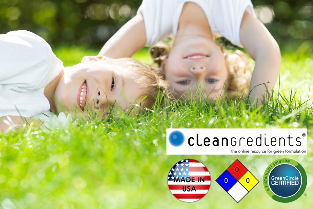 Certified Safe - exiGrow's natural solution is certified safe for plants, pets, people, and the planet.All-natural ingredients include:27% Palm Methyl Esters, 5% Coconut Oil Fatty Acids, and 68% inert ingredients, which includes the patented solution Syntech that is NSF, Cleangredients, and GreenCircle certified and HMIS triple 0 rated safe.
