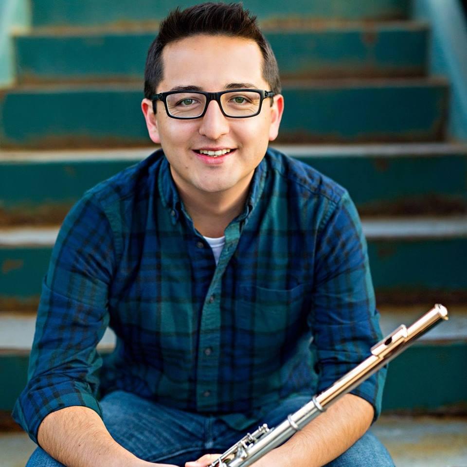 Daniel Velasco,  flute