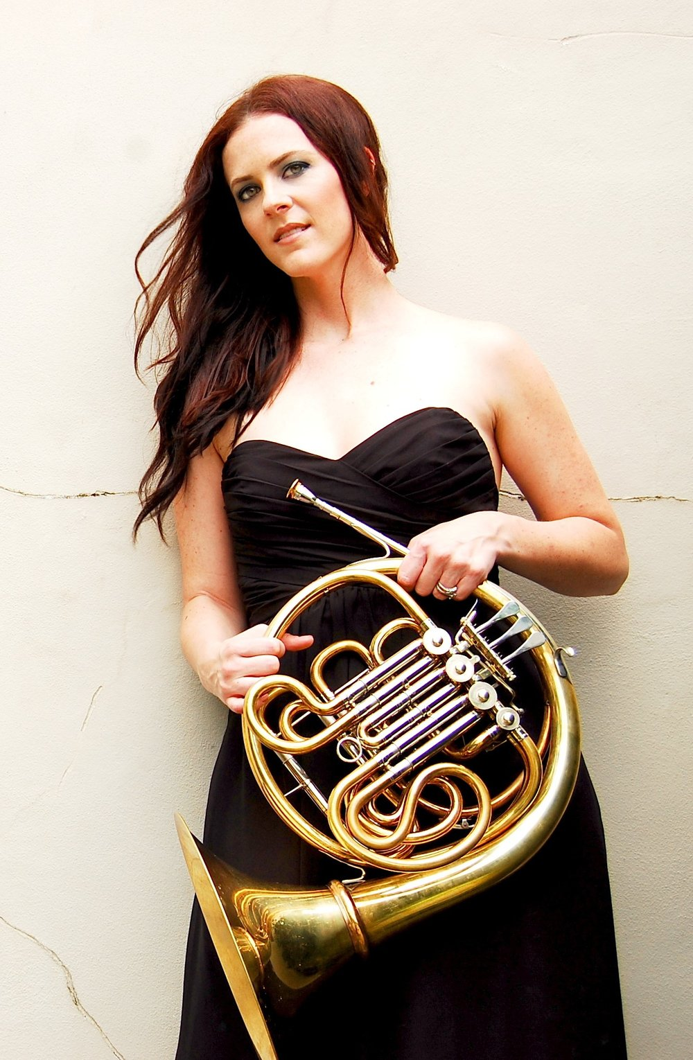 Madison Allen,  french horn