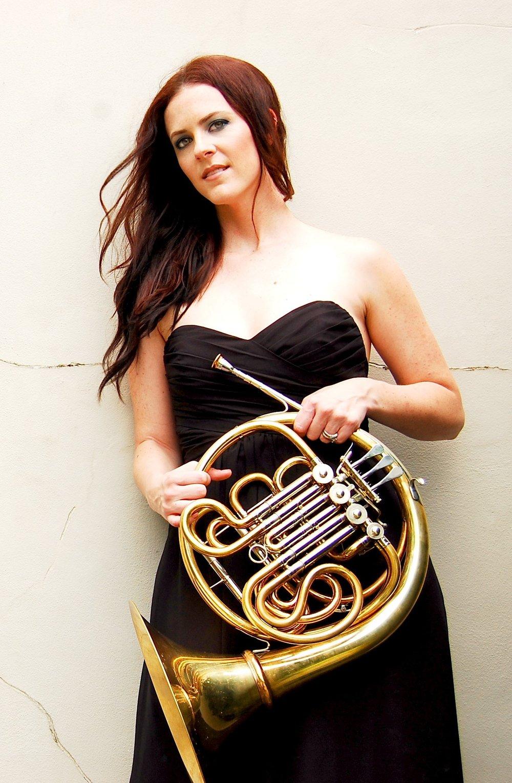 Madison Allen, french horn