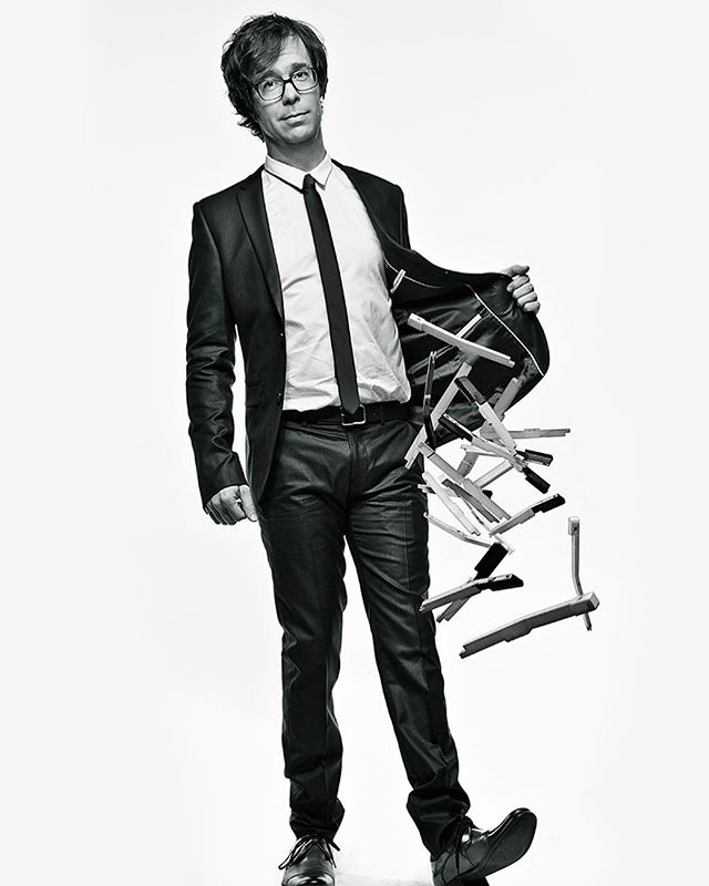 4 more days! We are thrilled to welcome back Ben Folds! 🤩🤩🎶🎶 Do you have your tickets yet?  This Thursday, April 18 at the Adrienne Arsht Center! Be there ☆彡