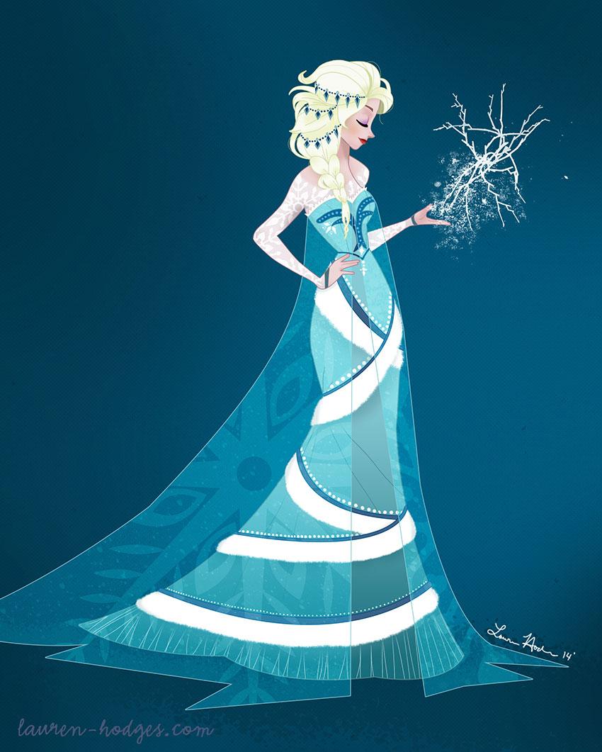 Let It Go! by Lauren Hodges