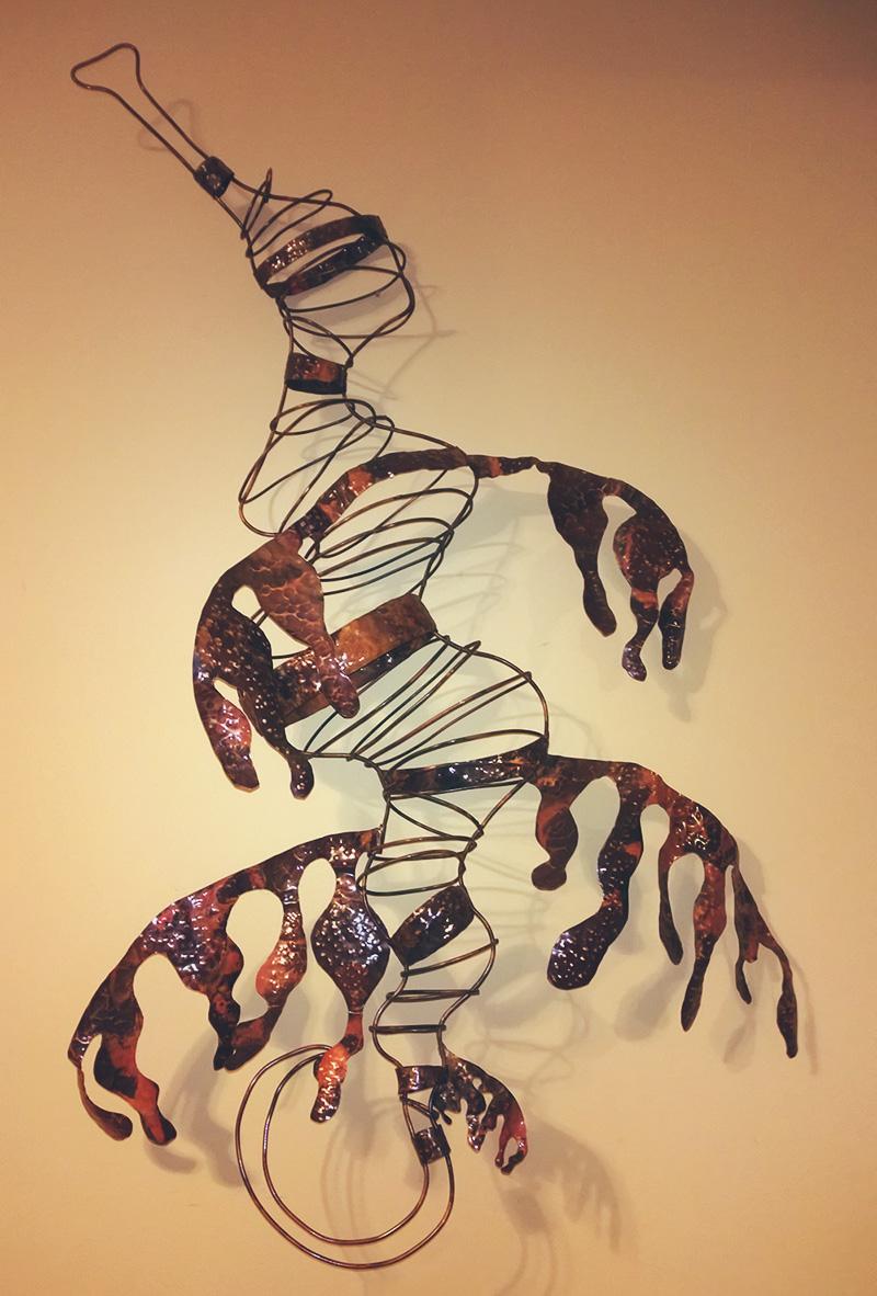 Sea Dragon by Lauren Hodges