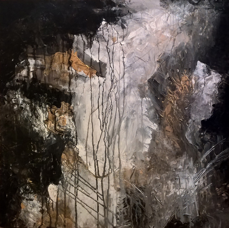 Behind the Waterfalls by Lauren Hodges
