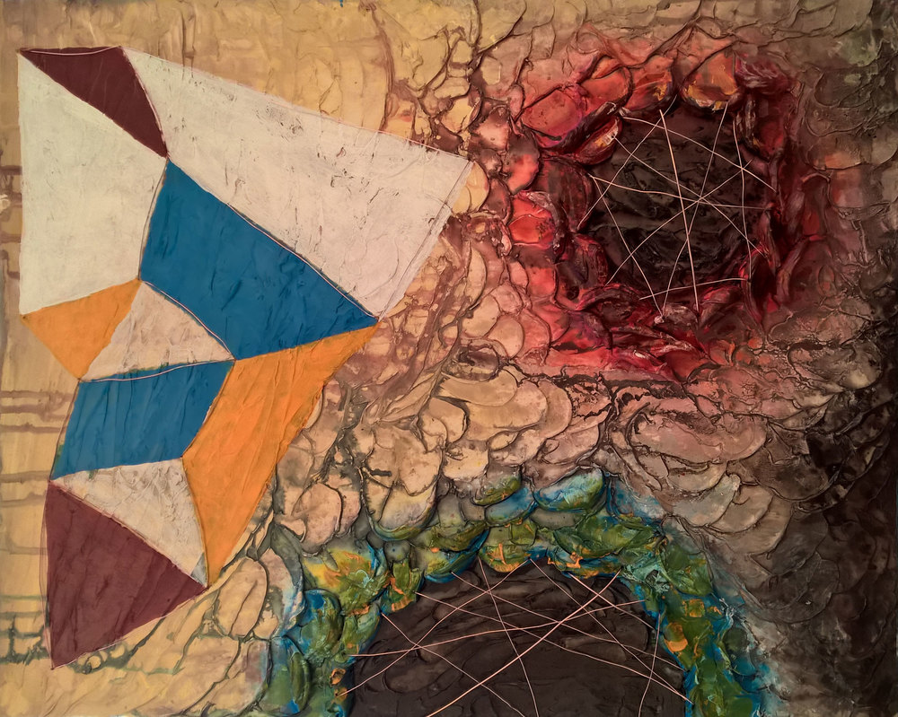 Craters and Constellations by Lauren Hodges