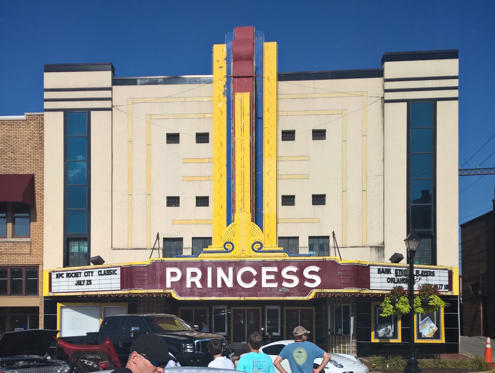 Decatur, Alabama Princess Theater