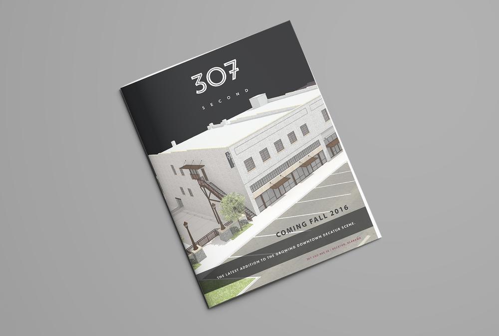 307 Second Brochure Design