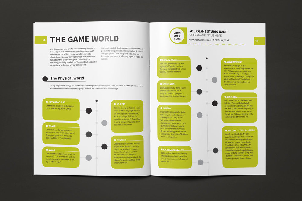 Game design document template lauren hodges illustrator game design document template maxwellsz