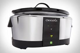 THIS VERSION OF THE CROCK-POT IS WIFI CAPABLE!  YOU CAN CONTROL THE DEVICE FROM YOUR PHONE!