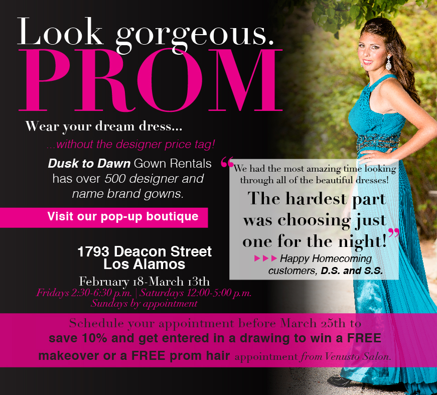 Dusk To Dawn Gown Rentals Poppin Prom Trunk Shows