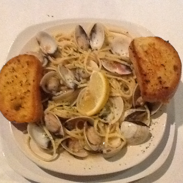 Linguini and Clam Sauce