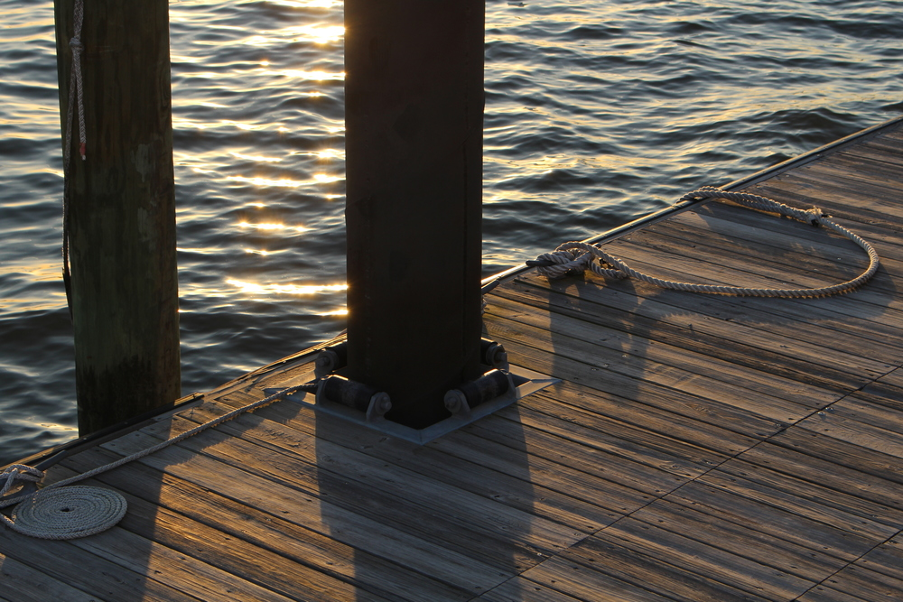 If nothing else, National Harbor is worth a visit just to catch the day's last sunrays before they head west for the night.