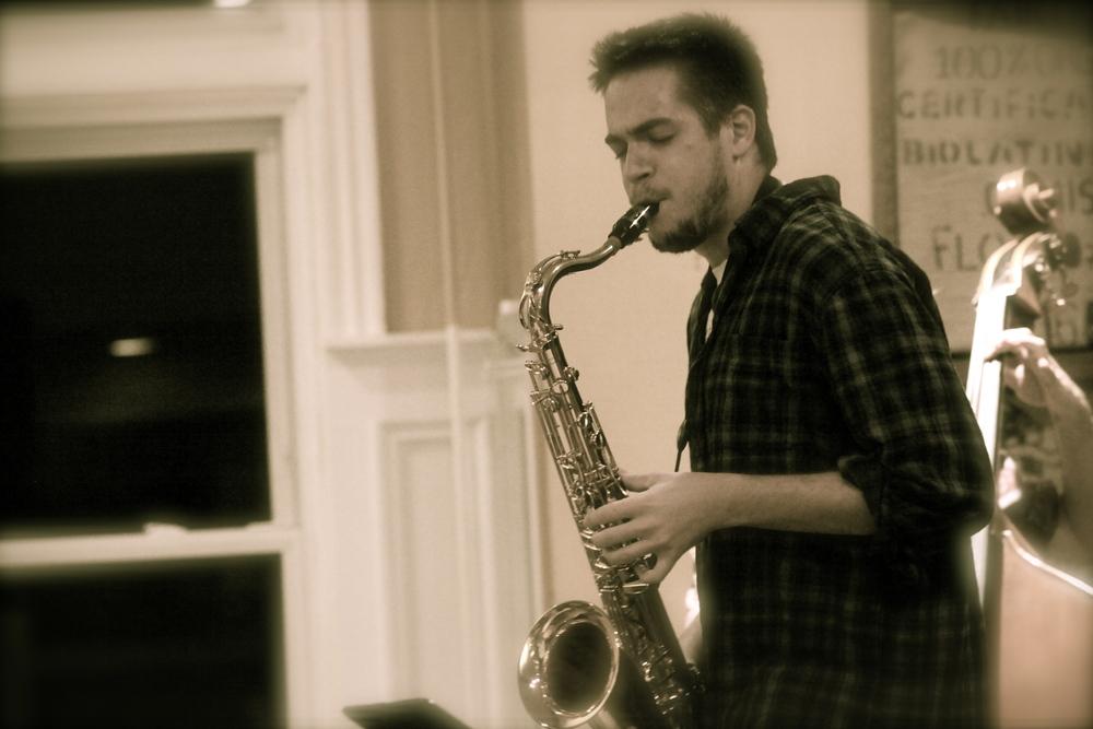 Josh Kline Trio @ Rohs St. Cafe (2014)