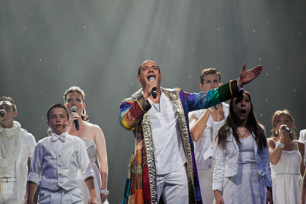 """Close Every Door"" Jospeh and the Amazing Technicolor Dreamcoat"