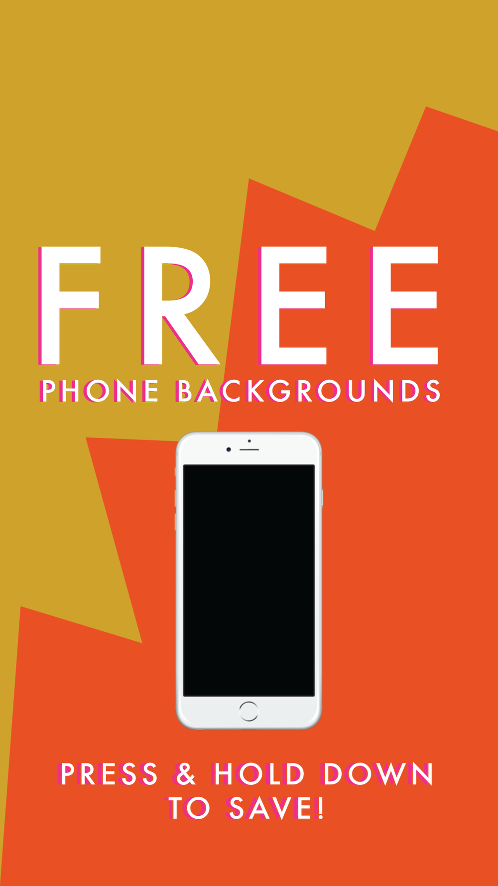 FREE Phone Backgrounds | Jordan Hefler
