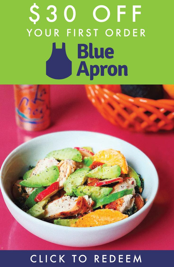 Save $30 on Blue Apron with my referral link! | Jordan Hefler