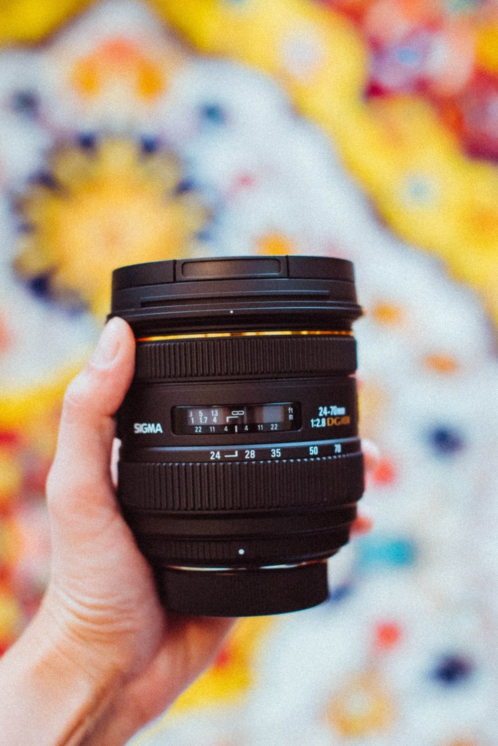My 24-70mm 2.8 lens is probably my most used lens while at a festival.