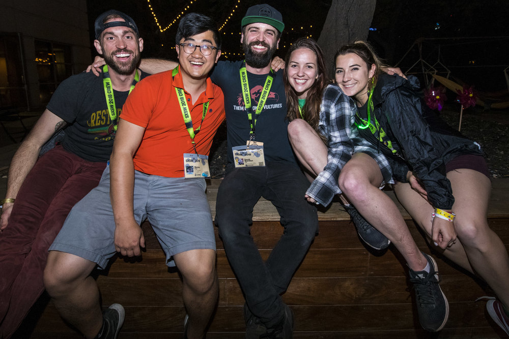 Meet the Client Events Team! Geoff Duncan, Waytao Shing, David Brenden Hall, Letitia Smith, and me! Amazing team of photogs to work with all week! Thanks  David  for the photo.
