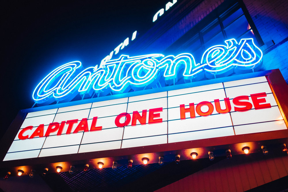 Capital One House at SXSW 2018 | Jordan Hefler