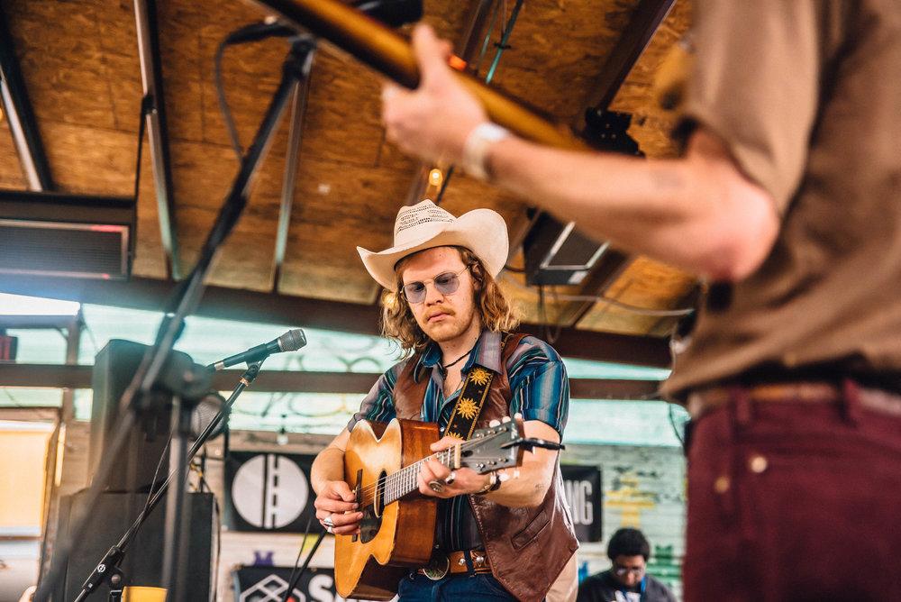 Blank Range | The Bluegrass Situation | Jordan Hefler