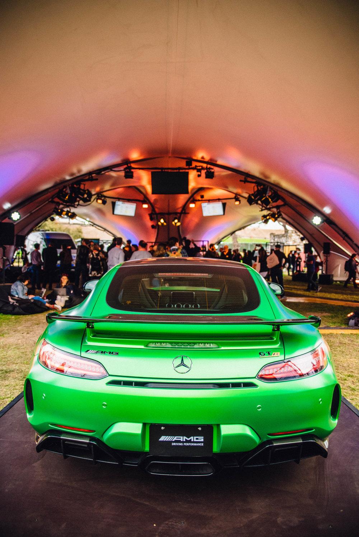 Mercedes at SXSW 2018 | Jordan Hefler