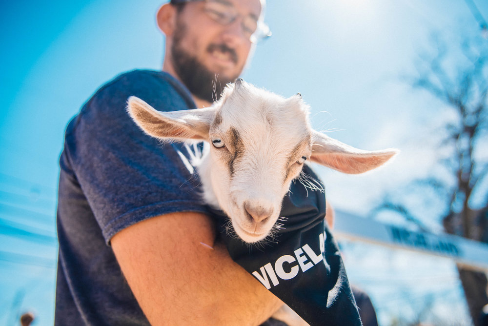 Viceland Goats at SXSW 2018 | Jordan Hefler