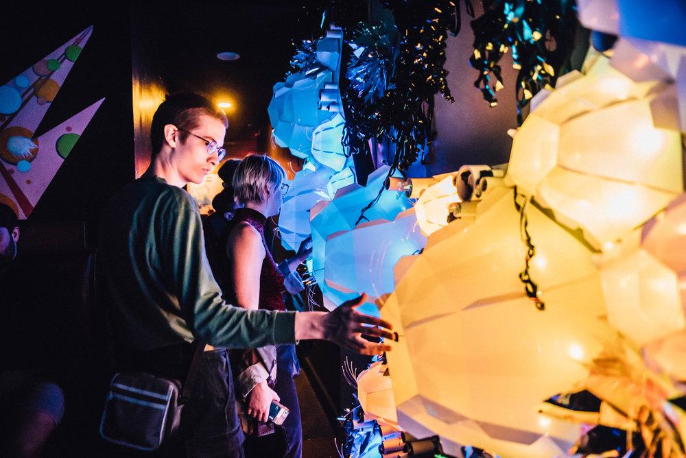 Meow Wolf Party at SXSW 2018 | Jordan Hefler