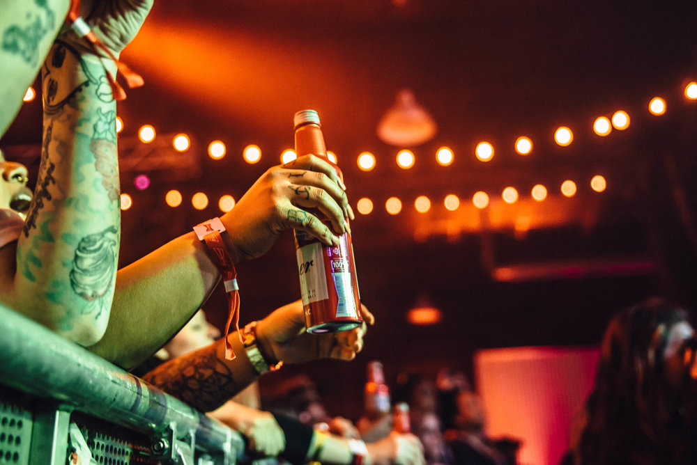 Budweiser party at SXSW 2018 | Jordan Hefler