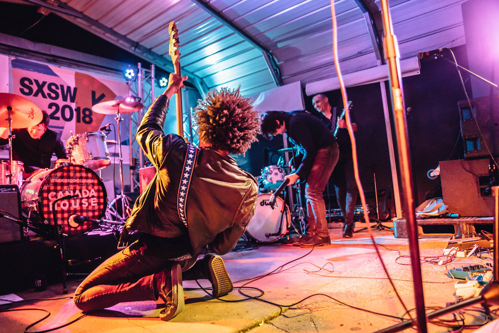 ...And They Will Know us by the Trail of the Dead at SXSW 2018 | Jordan Hefler