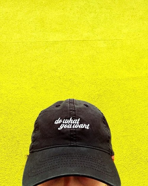 e75ee4164f621 Do What You Want Dad Hat — JORDAN HEFLER