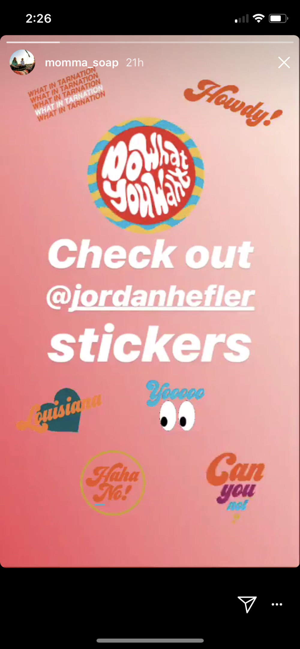 How to Make Gif Stickers for Instagram and Snapchat Stories | Jordan Hefler